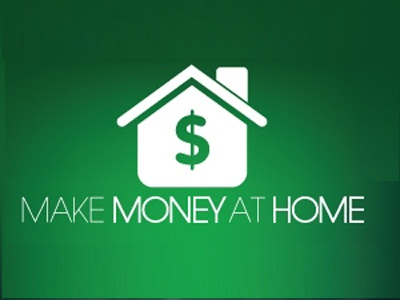 to make money from home online
